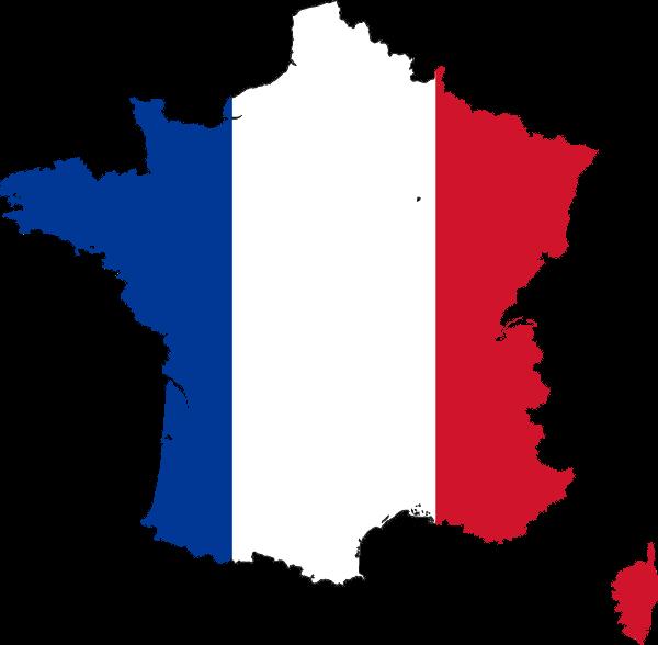 Francja opuszczone miejsca