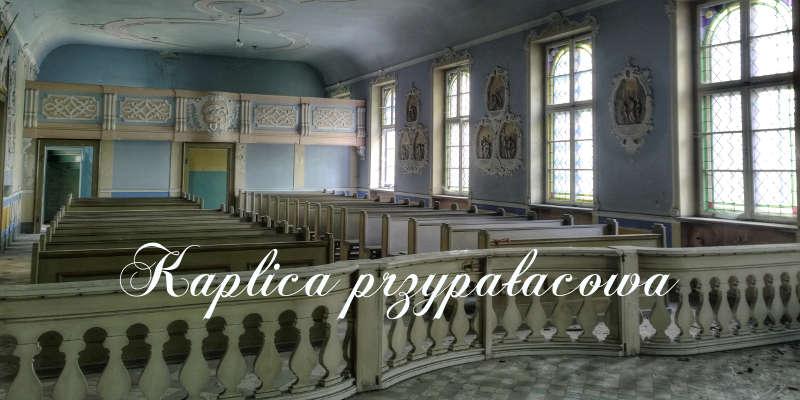 kaplica przypałacowa