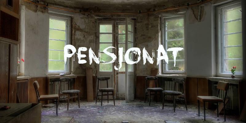 opuszczony pensjonat