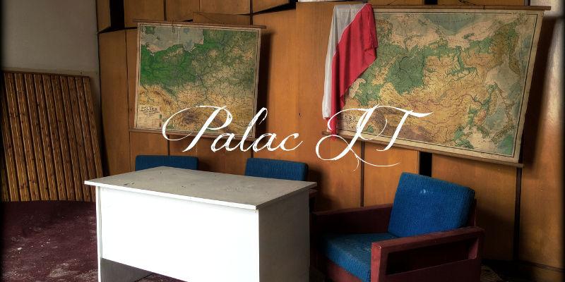 pałac JT