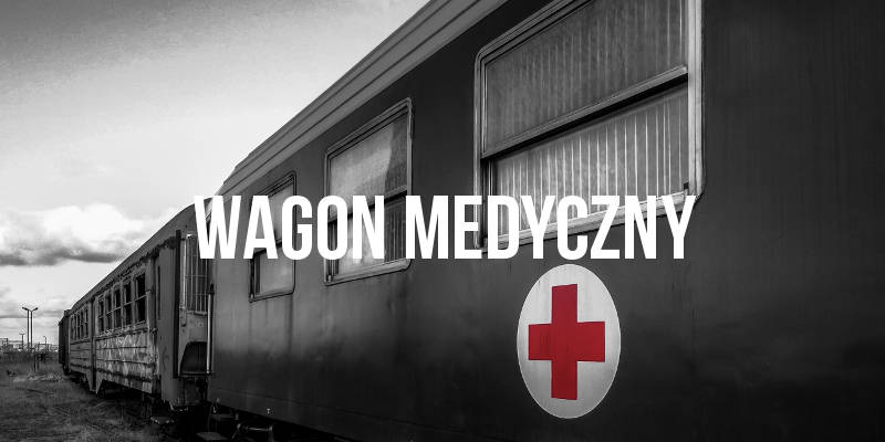 wagon medyczny
