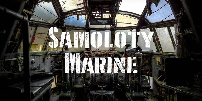 samoloty marine