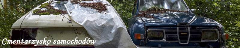 cmentarzysko samochodów