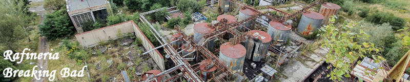 rafineria breaking bad